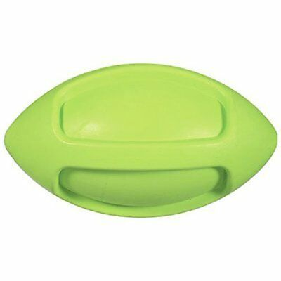 JW Pet Company iSqueak Funble Football Dog Toy Large (Colors Vary)