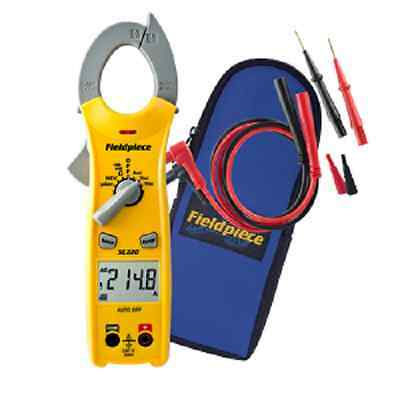 Fieldpiece SC220 400A Compact Clamp Meter
