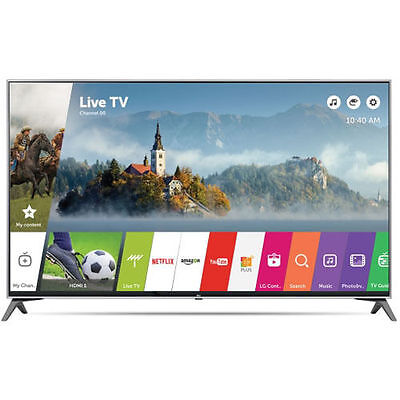 Lg 55  Webos 3 5 Smart 4K Uhd Led Tv With Trumotion 120  4 Hdmi   2 Usb Ports