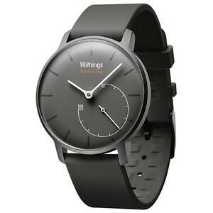 Withings Activite Pop Grey Smart Watch! Brand New!