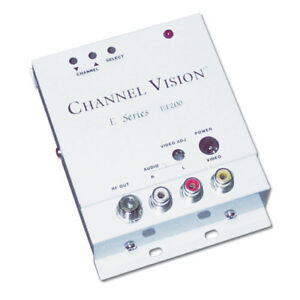 Channel Vision Micro Digital RF Modulator for Analog Cable, E120