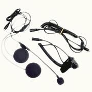 Helmet 2 Way Radio