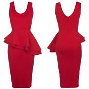 River Island Peplum Dress