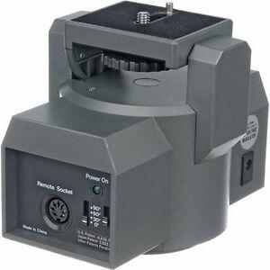 Bescor MP-360 Motorized Pan and Tilt Head  F/ HDslr and Video Camera's