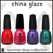 China Glaze Nail Polish Lot