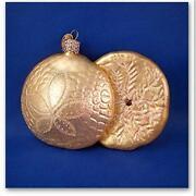 Sand Dollar Ornament
