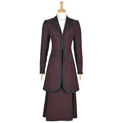 Doctor Who 8th Season Missy Mistress Uniform Cosplay Costume Custom Made (Doctor Who Cosplay)
