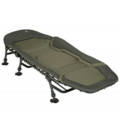 NEW JRC Stealth X-Lite Carp Fishing Bedchair - 1294358