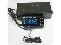 Digital Vivarium Reptile Thermostat Model: DTT800 For Heat Mats and Ceramic Heaters BRAND NEW