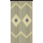 Wooden Beaded Curtain