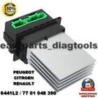 Citroen C5 Heater Blower Resistor
