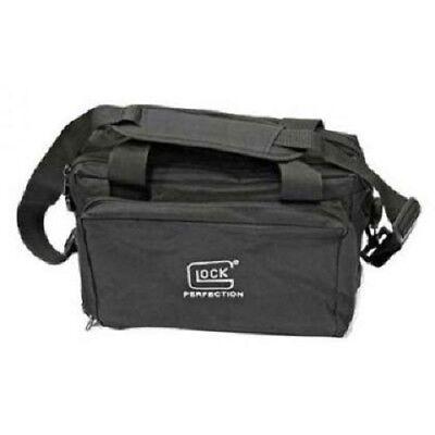 Glock AP60219 Black 4-Pistol Gun Carrier Shooting Accessory Range Bag