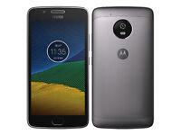 Motorola Moto G5 16GB with 3 GB RAM (Dual Sim) UK SIM-Free Smartphone Lunar Grey