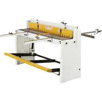 Shop Fox M1044 52 16 Gauge Foot Stomp Shear New In Crate