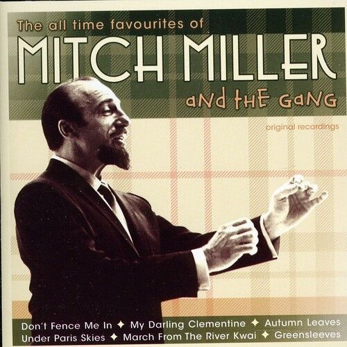 Mitch Miller - All Time Favourites of Mitch Miller [New CD] Holland - Import