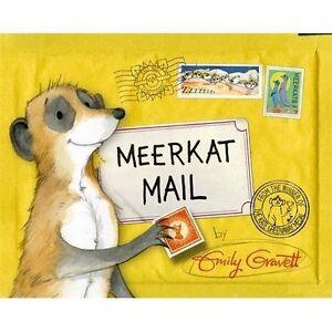 Meerkat Mail by Emily Gravett (Paperback, 2016)