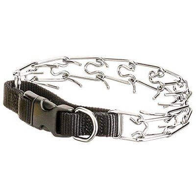 Coastal Easy-On Dog Prong Training Collar with Buckle