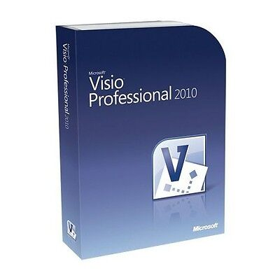 Microsoft Visio Professional 2010 Full Software Download With Genuine Key