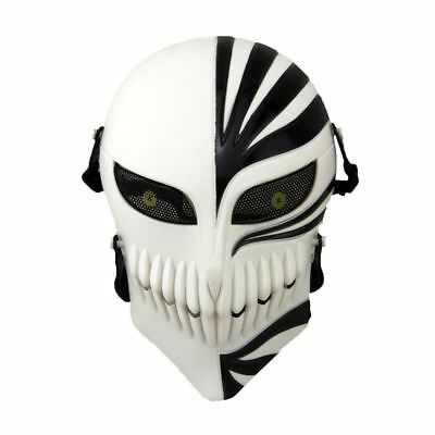 Everking Airsoft Skull Face Mask Full Face Protective Tactical Masks Gear