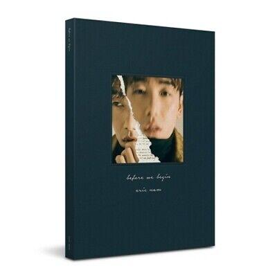 Eric Nam - [Before We Begin] Eng Album CD+Booklet+PostCard K-POP Sealed