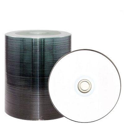Taiyo Yuden DVD-R 4.7 GB - 100 Stück - full printable - voll bedruckbar- 16x   (Dvd-r Bedruckbar)