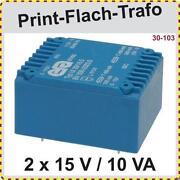 Trafo 15V