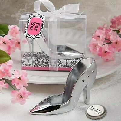 15 High Heel Shoe Bottle Openers Bridal Bridesmaid Party Gift Favors