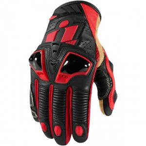 ICON HYPERSPORT SHORT GLOVES/GANTS DE MOTO ICON COURT