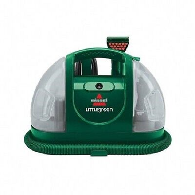 مكنسة غسيل السجاد  Bissell Little Green Machine Compact Portable Carpet Cleaner Model 1400