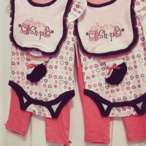 Twin Girl Outfits Ebay