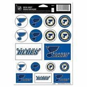 St Louis Blues Decal