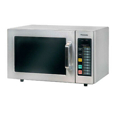 Panasonic Ne-1064f 1000 Watt Pro Commercial Microwave Oven