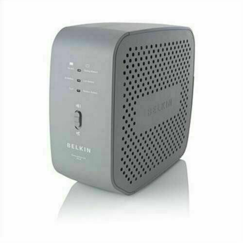 Belkin Residential Gateway Battery Backup Power Supply UPS 12V-DC AT&T U-verse