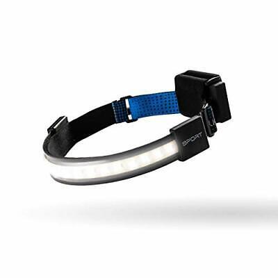 | LED Headlamp, 300 to 500 Lumens, Spot Light Bean and Red Lightbar Sport