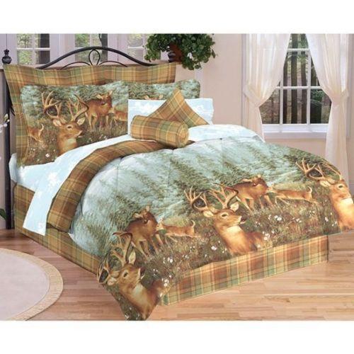 Bedding Cabin Sheets Ebay