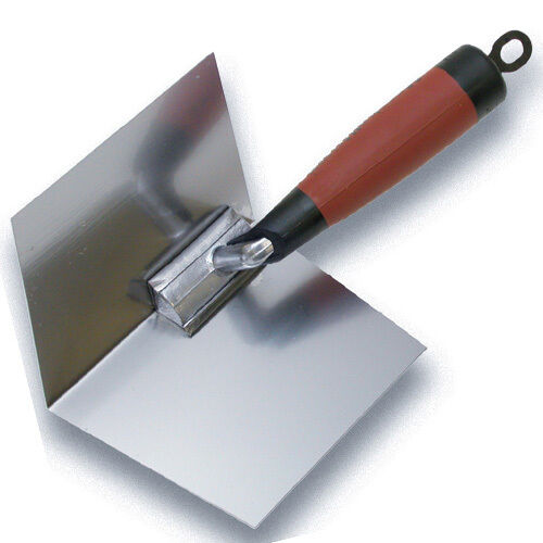 Marshalltown M23D Internal Dry Wall Corner Trowel DuraSoft Handle