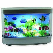 Aquarium Motion Lamp