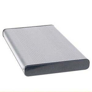 EXTERNAL HARD DRIVE CASE USB HDD IDE ATA TO USB FOR MAC AND PC UP TO 500GB NEW