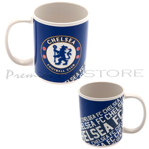 Official Chelsea FC Impact Mug Official Football Sports