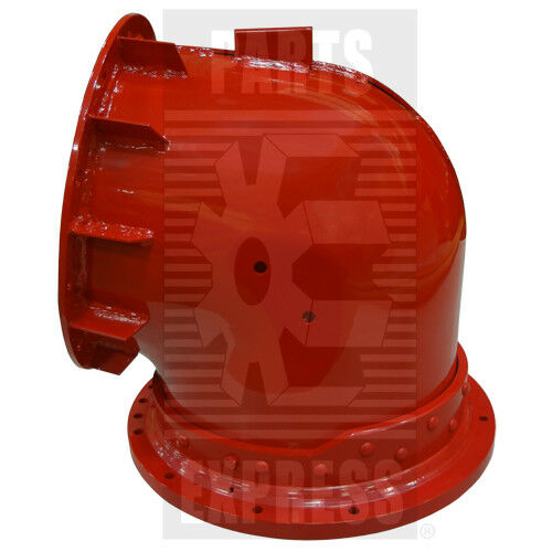 Case IH Unloader Elbow Part WN-87598258 on Tractor 2166 2188 2344 2366 2377 2388