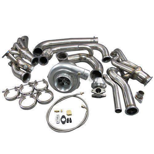 Chevy 350 Turbo Kit Ebay: Chevy V8 Turbo Kit