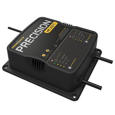 Minn Kota MK212PC 2 Bank OnBoard Battery Charger W/ 12 Amps Total Output 1832120