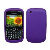 Blackberry Curve 8530 Purple Case