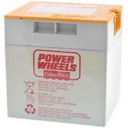 Power Wheels Jeep Battery