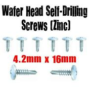 Wafer Head Screws