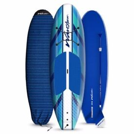 Wavestorm Stand Up Paddleboard with paddle