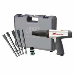 NEW Ingersoll Rand 118MAXK Long Barrel Air Hammer Kit