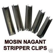 Mosin Nagant Stripper Clips