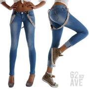 Jeans Hosenträger