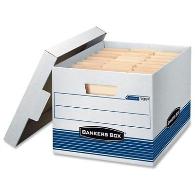 Bankers Box Storfile - Letterlegal - Taa Compliant - 550 Lb - Stackable -